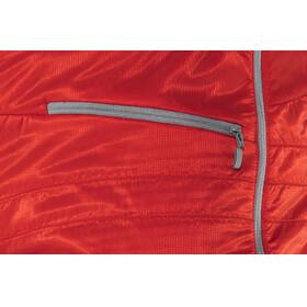 Norrøna Lyngen Alpha100 - Pantalones cortos Hombre - rojo